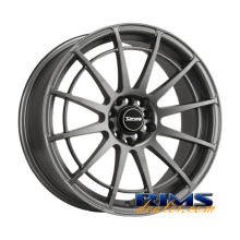 Drag Wheels - DR42 - gunmetal flat