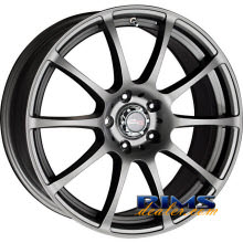 Drag Wheels - DR49 - gunmetal flat