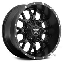DROPSTARS OFF-ROAD - 645B  - Black Flat
