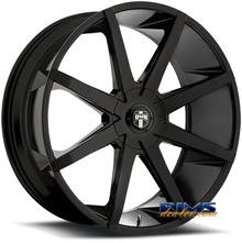 Dub - S110 - Push - black gloss