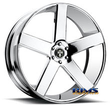 Dub - S115 - Baller - chrome