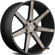 DUB - S127 - FUTURE - Machined w/ Black