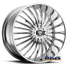 Dub - S140 - Suave - chrome
