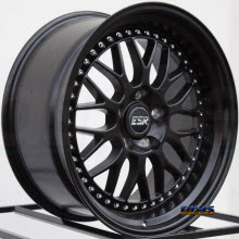 ESR WHEELS - SR01 - Black Flat