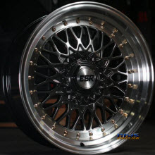 ESR WHEELS - SR03 - HYPERBLACK