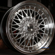 ESR WHEELS - SR03 - HYPERSILVER