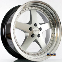 ESR WHEELS - SR04 - White Flat