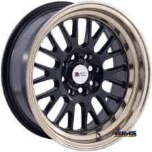 F1R Wheels - F04 - Black Gloss