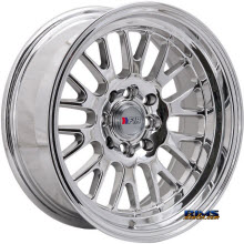 F1R Wheels - F04 - Chrome