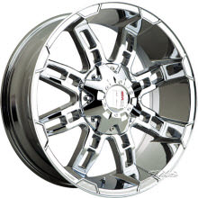 HAVOK WHEELS OFF-ROAD - H103 - CHROME