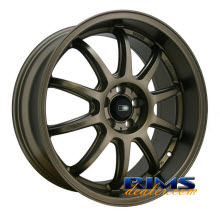 HD Wheels - Clutch - bronze flat