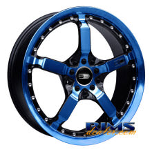 HD Wheels - Cool Down - blue