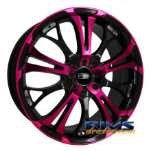 HD Wheels - Spinout - pink