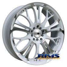 HD Wheels - Spinout - white gloss