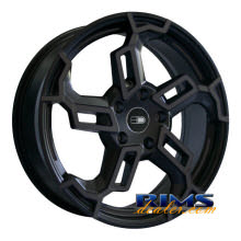HD Wheels - Switch - black flat