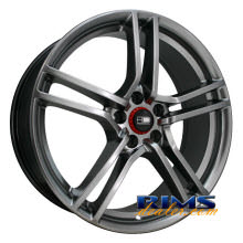 HD Wheels - Vento - hyperblack