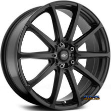 ICW Racing - 215B - Banshee - black flat
