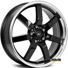 ICW Racing - 213MB - OSAKA - black gloss w/ machined