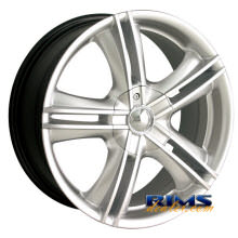 Ion Alloy Wheels - 161 - hypersilver