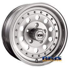 Ion Alloy Wheels - 71 off-road - machined flat