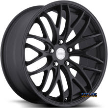 KATANA WHEELS - GTM - Black Flat