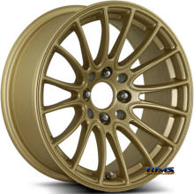 KATANA WHEELS - K145 - Bronze Flat