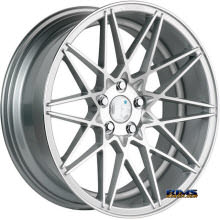 KLUTCH WHEELS - KM20 - Silver Gloss