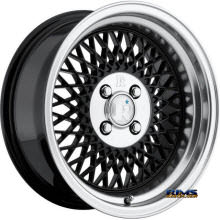 KLUTCH WHEELS - SL1 - Machined w/ Black