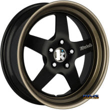 KLUTCH WHEELS - SL5 - Bronze Gloss
