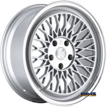 KLUTCH WHEELS - SLC1 - Silver Gloss