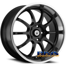 KONIG - Lightning - machined w/ black