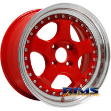 KONIG - Candy - machined w/ red