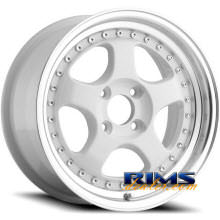 KONIG - Candy - machined w/ white