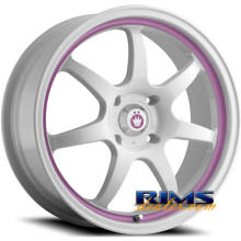 Konig - Forward - white flat