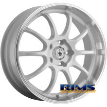 KONIG - Lightning - machined w/ white