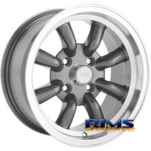 KONIG - Rewind - machined w/ gunmetal
