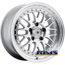 KONIG - Roller - machined w/ silver