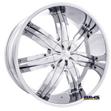 MASSIV WHEELS - 916 VENEZO - Chrome