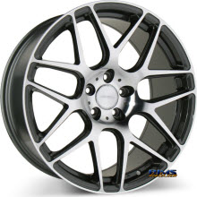 ACE ALLOY - MESH-7 D707 - Machined w/ Gunmetal