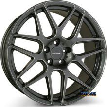 ACE ALLOY - MESH-7 D707 - Milled - Gunmetal Gloss