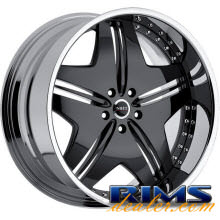 MHT Forged - EXCESS - black gloss