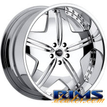 MHT Forged - EXCESS - chrome