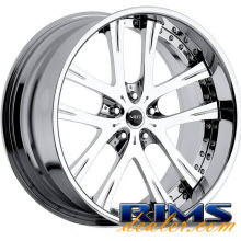 MHT Forged - G-NOTE - chrome