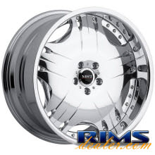 MHT Forged - LINEA - chrome