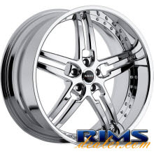 MHT Forged - PARAGON - chrome