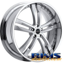 MHT Forged - PHASE (5-LUG) - brushed aluminum