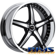 MHT Forged - SPRINT - machined w/ black