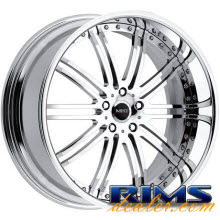 MHT Forged - VENDETTA - chrome
