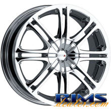 MKW - M51 - chrome