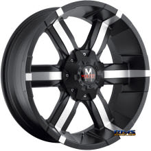 Off-Road Monster - M06  - machined w/ black